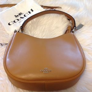 Coach 54446 Nomad light saddle handbag